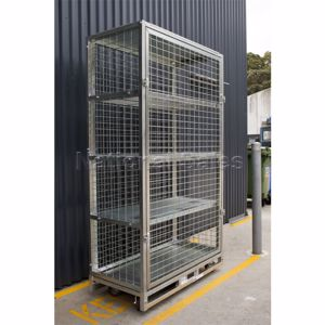 Picture of Storage Cage 116cm x 198.5cm x 58cm