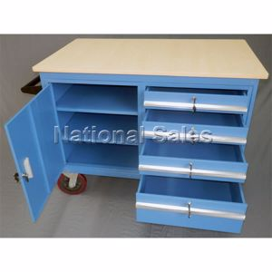Picture of Trolley Tool Box for Tools Storage 500Kg Load Capacity